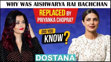 Priyanka Chopra Replaced Aishwarya Rai, John Abraham Wasn't The 1st Choice For Dostana|Did You Know?