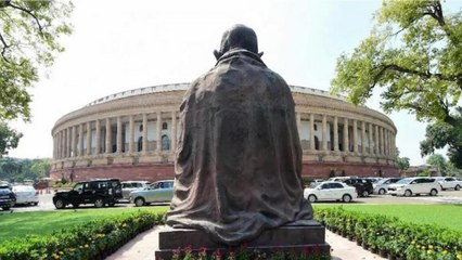 Rajya Sabha adjourned after uproar over fuel price