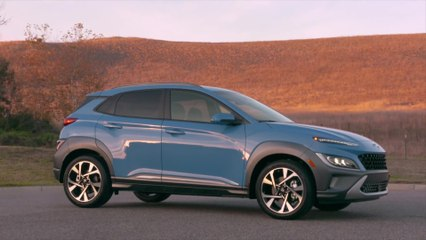 2022 Hyundai Kona Limited Design preview