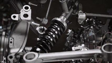 McLaren Artura Technical Animation