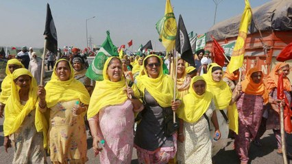 Women protesters to lead Farmer's Protest on Women's Day