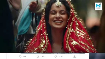 Kangana pens down thank you not for Vikas Bahl, years after accusing him of improper behaviour