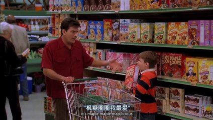 Wow, you're even better than a dog - Two and a Half Men S01E01 [HD]