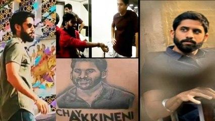 Naga Chaitanya Cult Fans Increasing, చై కోసం ఏకంగా సాహసాలు.. మరెన్నో!