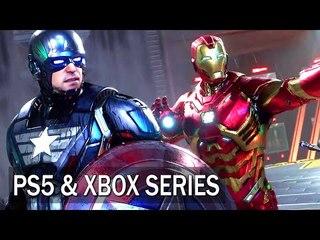 Marvel's Avengers : NEXT GEN' GAMEPLAY TRAILER