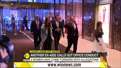 New York - Andrew Cuomo continues to stay defiant _ Sexual Harassment _ Latest English News _ WION