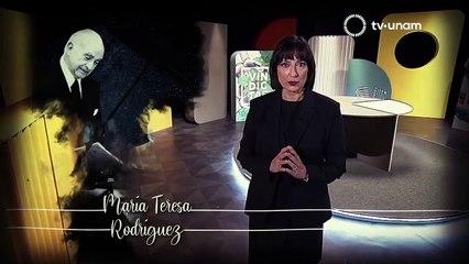 María Teresa Rodríguez, primera mujer en dirigir el Conservatorio Nacional de Música. Vindictas.