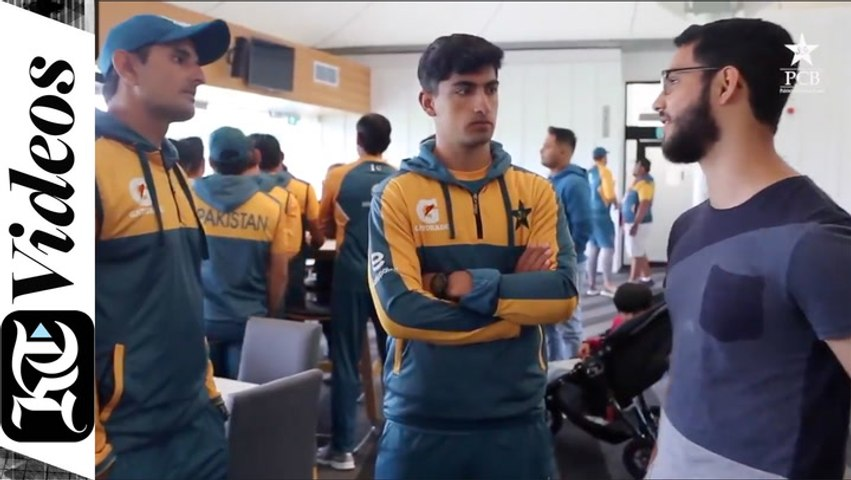 Pakistan Test Team Meet Families Of Christchurch Mosque Attack Victims