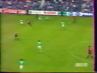 31/05/95 : David Merdy (81') : Rennes - Saint-Étienne (2-2)