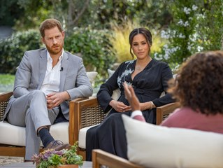 Surprising Things We Learned From Meghan Markle and Prince Harry's Oprah Interview