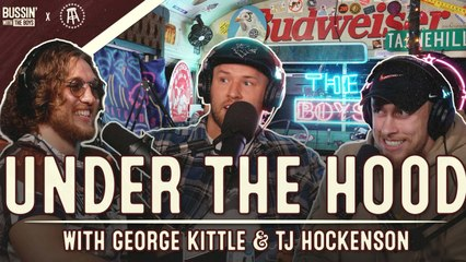 Under the Hood   George Kittle, TJ Hockenson Take Comp to the Gym