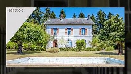 DEMEURE - Ancienne gare SNCF réhabilitée en maison de famill