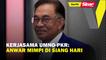 Kerjasama UMNO-PKR: Anwar mimpi di siang hari