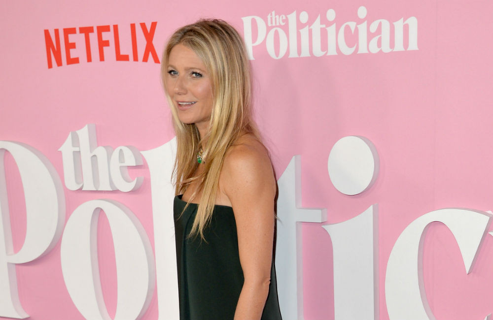 Gwyneth Paltrow: Wine and cheese got me through lockdown