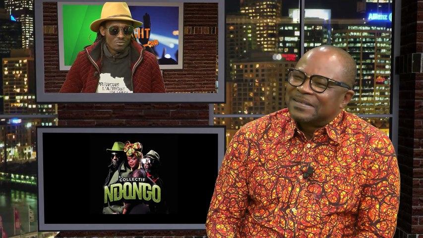 Afronight avec Ndongo TELESUD 09/03/21