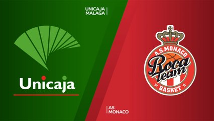 7Days EuroCup Highlights Top 16, Round 6: Unicaja 89-98 Monaco