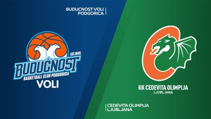7Days EuroCup Highlights Top 16, Round 6: Buducnost 79-66 Olimpija