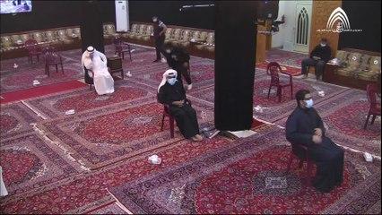بث ماشر - ذكرى إستشهاد الإمام موسى الكاظم عليه السلام