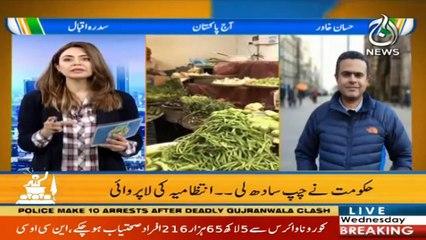 Aaj Pakistan with Sidra Iqbal   Inflation   10 March 2021   Aaj News   Part 1