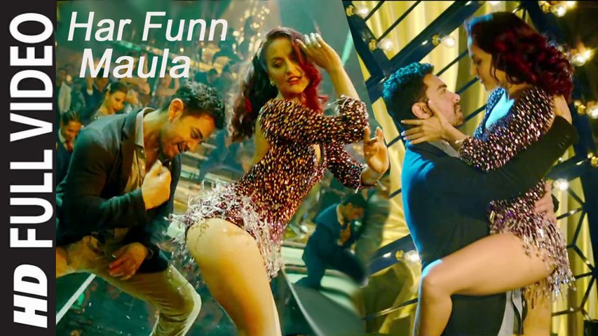 Har Funn Maula (Full Video) Koi Jaane Na  | Aamir Khan, Elli AvrRam  | New Song 2021 HD