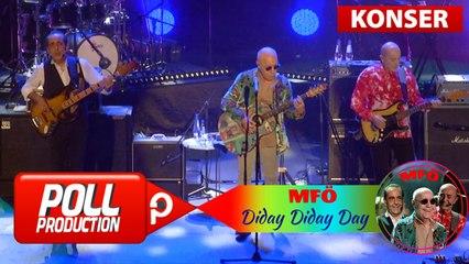 MFÖ - Diday Diday Day - (Harbiye Açık Hava Konseri)