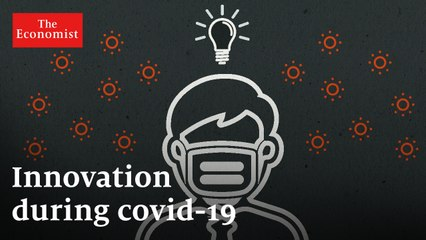 How covid-19 is boosting innovation