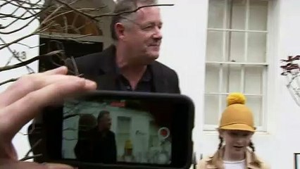 Piers Morgan says damage to Queen is 'contemptible'