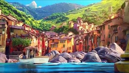 Luca trailer (2021) from Disney Pixar