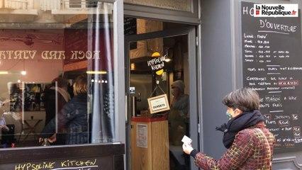 VIDEO. Niort : il a ouvert son restaurant en pleine pandémie