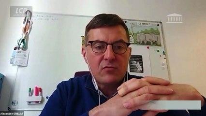 """Sur la non-privatisation : """"Comme disait Jacques Chirac, les promesses n'engagent que ceux qui les croient"""", dit Alexandre Grillat (CFE )"""