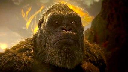 Godzilla vs. Kong with Alexander Skarsgård and Millie Bobby Brown – Pick a Side