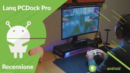Recensione Lanq PCDock Pro: il SUPPORTO MONITOR PIU' AVANZATO SUL MERCATO!
