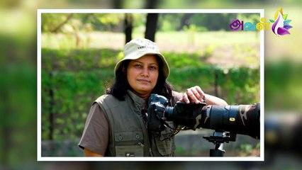 """Photography துறை பெண்களுக்கானது..."" - Wildlife Photographer Rathika Ramasamy | Aval Vikatan"
