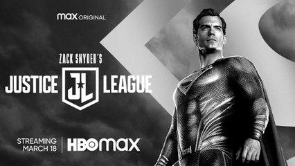 Zack Snyder'S Justice League - Superman Trailer (VO)