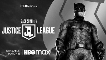 Zack Snyder'S Justice League - Batman Trailer (VO)