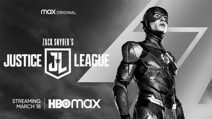 Zack Snyder'S Justice League - The Flash Trailer (VO)