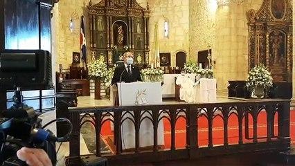 Con acto religioso Pasaportes conmemora 51° aniversario de su fundación