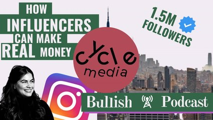 The Future of Influencer Talent Agencies with Liz Eswein | The Bullish Podcast