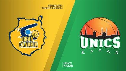 7Days EuroCup Highlights Top 16, Round 6: Gran Canaria 96-90 UNICS