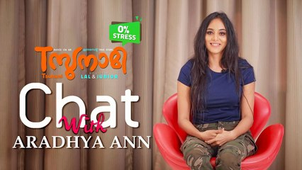 Chat with Aradhya Ann _| Cinema Daddy _|  Tസുനാമി Special