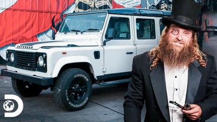 Encontram a Land Rover Defender ideal para personalizar   Movidos a Diesel   Discovery Brasil