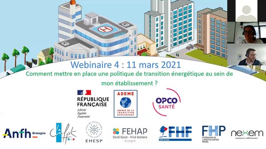 Comment mettre en place une politique de transition énergétique au sein de mon établissement ?