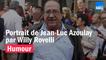 HUMOUR - Portrait de Jean-Luc Azoulay par Willy Rovelli