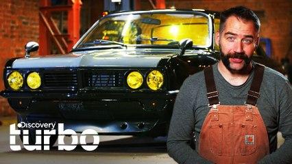 Asombrosa restauración de Viva HC 1970 estilo Goblin | Garaje Goblin | Discovery Turbo