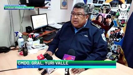 Capturan a Alberto Cortez Chávez por asesinar a su yerno en Rivas
