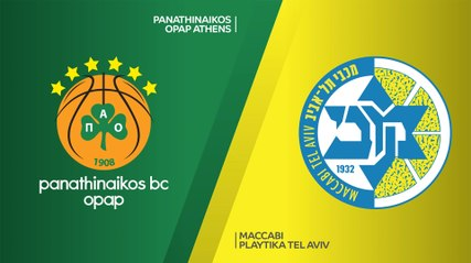 EuroLeague 2020-21 Highlights Regular Season Round 29 video: Panathinaikos 81-63 Maccabi