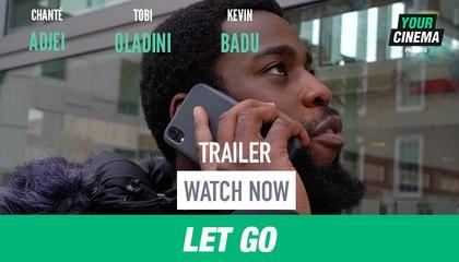 Let Go [Trailer] Starring Kevin Badu, Chante Adjei & Tobi Oladini!