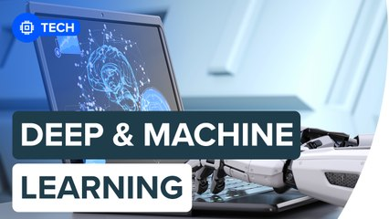 Deep learning et machine learning : quelle différence ?   Futura