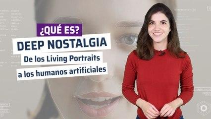 ¿Qué es Deep Nostalgia? De los Living Portraits a los humanos artificiales