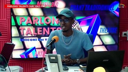 CHICONI FM TV - Parlons talents du 12 mars 2021